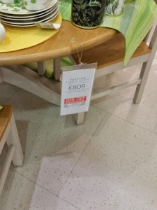 Small Kitchen Table price