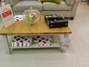 €379 the Price of this new Coffee table