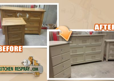 Furniture Respray Dublin