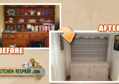 Furniture respray Shankill